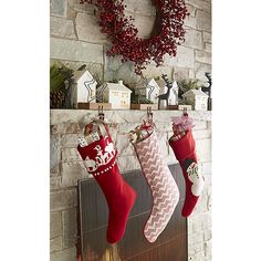 Red Berry Wreath   Crate and Barrel