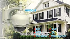 wanscam HW028 PTZ HD WIFI IR ip camera