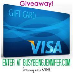 Birthday SALEabration Giveaway Visa Geschenkkarte Gutscheine Online Geschenke