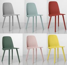 Deconstruction: Muuto Nerd Chair Photo