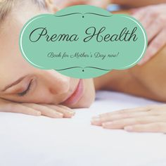 Mother's Day is May 10th! Give your mom the gift of health and wellness with Prema Health!  #YYC #MothersDay #PremaHealth #Health #YYCHealth #Wellness #Relax #HealthyLiving