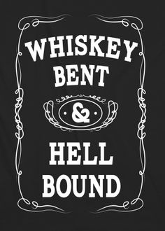 Ladies Soft Tee Whiskey Bent and Hellbound Country Party Shirt Sport Grey XL Country Lyrics, Country Music Quotes, Country Music Singers, Country Songs, Country Life, Lyric Quotes, Funny Quotes, Smile Quotes, Rude Quotes