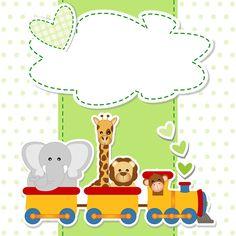 Paper art Baby backgrounds vector 05 - Vector Background free download
