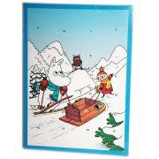 Muumi Adventtikalenterin avulla joulu tulee joutuisammin. Muumi-Joulukalenterista saat joulukuun ensimmäisestä päivästä alkaen pienen suklaisen yllätyken jokaisena päivänä aina jouluaattoon asti. Peanuts Comics, Art, Art Background, Kunst, Performing Arts, Art Education Resources, Artworks