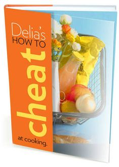 Delia's How to Cheat at Cooking Cookbook Recipes, Snack Recipes, Frozen Scallops, My Favorite Food, Favorite Recipes, Baked Artichoke, Delia Smith, Cookery Books, Cheat Meal