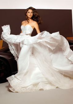 Alessandro Angelozzi Couture 2013 Wedding Dresses