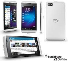 BLACKBERRY Z10 16GB WHITE FACTORY UNLOCKED GSM | Recent Cell Phones