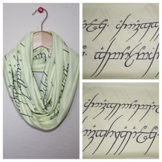 The Hobbit LOTR Lord of the Rings Infinity by SassySkirtsForGals  I think my heart almost exploded
