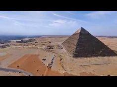 Cairo, Pyramids & The Sphinx ~ AirPano
