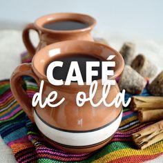 Easy Drink Recipes, Coffee Recipes, Organic Recipes, Yummy Drinks, Healthy Drinks, Fun Baking Recipes, Cooking Recipes, Yummy Food, Mexican Cooking
