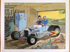 George Trosley Cartoons | George Trosley and CARtoon Magizine