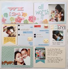 2013 Project Life | Week 34