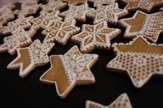 Have yourself a Swedish Fika and enjoy this recipe for gluten-free Pepparkakor! Christmas Gingerbread House, Swedish Christmas, Christmas Candy, Christmas Treats, Gingerbread Cookies, Christmas Cookies, Christmas Time, Baking With Almond Flour, Wonderful Recipe