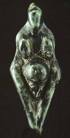 The Venus el Rombo, or Venus de Losange, (the diamond or rhomboid shaped venus) from Grimaldi