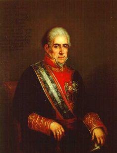 15º Capitán General de la Armada Española. Juan María de Villavicencio de la Serna 1817