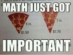 Ayyye! I'd do math ALL DAY!