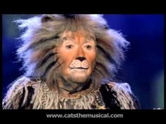 Gus: The Theatre Cat - part one. HD, from Cats the Musical - the film - YouTube