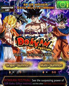 Ultra Instinct Goku Custom Event-Dokkan Battle Ui Goku Banner