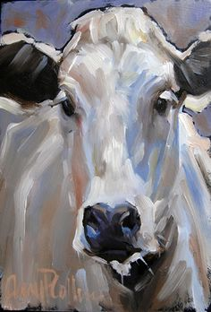 """AmyCollins """"Tess"""" - oil painting"""