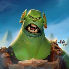 Headshot # 34, big angry orcs. ► get more @rohitanshu ◄