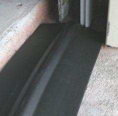 Garage Door Threshold