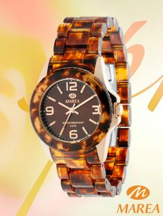 Spring is finally here! ♥ looking for more? https://www.facebook.com/mareawatches  Model B32056/1