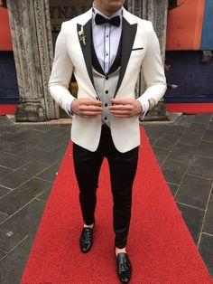 Old Man Fashion, Indian Men Fashion, Best Mens Fashion, Mens Fashion Suits, Wedding Dress Men, Wedding Suits, Blazer Outfits Men, Men Dress Up, Slim Fit Tuxedo