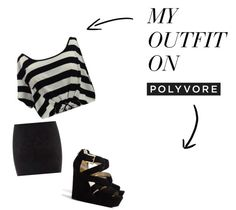 """""""Untitled #1"""" by louisefryer ❤ liked on Polyvore"""