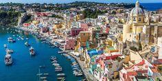 Procida, Italy (island off the coast of Naples)