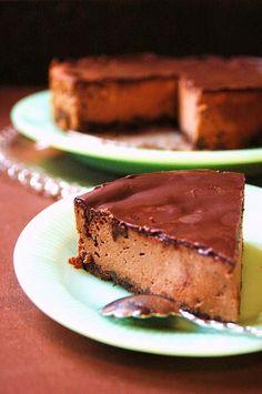 オレオを使ったアレンジレシピ♡混ぜるだけでできる濃厚トリプルショコラケーキ♡