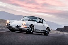 The Car that Inspired the Porsche R-Gruppe - Photography by Alexander Bermudez