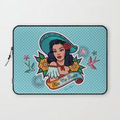 Kiss me twice Laptop Sleeve Nostalgic Art, Outdoor Floor Cushions, Freelance Graphic Design, Old Ads, Acrylic Box, Welcome Mats, Iphone Skins, Urban Art, Wood Wall Art