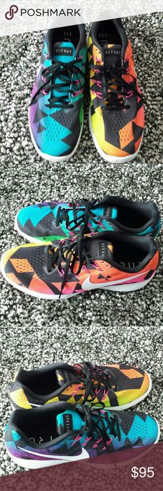 Nike BETRUE LGBT line Running/Tennis Shoes 11.5 Very nice shoes, comfortable! See pictures for more details on why and how this shoe came about. ***New, but no box**** 11.5 men 13 women Nike Shoes Sneakers