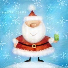 Ileana Oakley - Santa Cute Christmas Snow .jpg