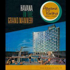 Hotel Riviera Habana Cuba 1950s