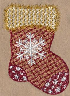 Threadsketches' set Winter Friends - Christmas embroidery designs, Big Black Friday Sale!, snowflake stocking