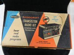 Vintage Transistor Radio Kit