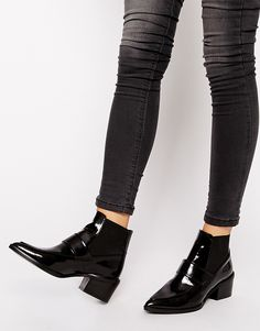 Whistles Riley boot TuesdayShoesday:+Shop+the+Best+Boots+Found+on+ASOS+via+@WhoWhatWear