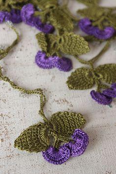 oya crochet motif – No pattern Crochet Motifs, Form Crochet, Crochet Buttons, Crochet Borders, Crochet Lace, Crochet Patterns, Crochet Crafts, Crochet Projects, Knitted Flowers