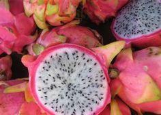 Pitahaya ou fruit du dragon