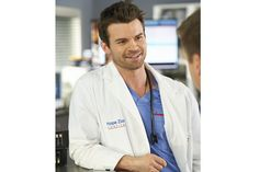 #DanielGillies you can operate on us any day! #SavingHope #CTV