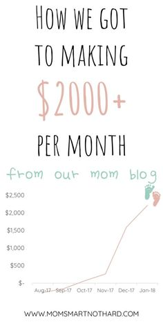 This income and traffic report covers: turning your blog into an LLC, Tailwind Tribes, affiliate income, email lists, product launches and other ways to earn passive income via a blog. via @momsmartnothard