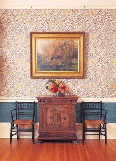 Historic Style - William Morris - Fruit Room Set