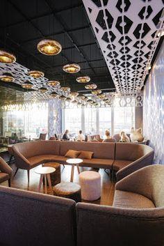 Aydınlatma ve Dekor Dünyasından Gelişmeler: D/DOCK Design'dan Amsterdam'da Weekend Coffee Aydınlatma  #aydinlatma #lighting #design #tasarim #dekor #decor