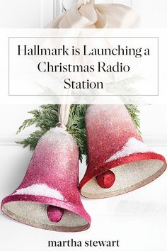 ec6bee02f1d Hallmark Is Launching a Radio Station So You Can Listen to Christmas Music  24 7