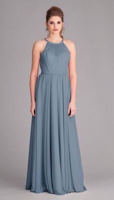 Kylee Chiffon Bridesmaid Dress