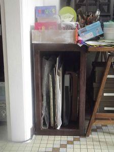 Mes meubles pour ranger mon matériel - Les babioles de Fannyboop