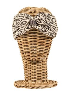 Turbante Sajama / Hippie, boho-chic, ethnic style. Fashion, Wedding Style. Rosebell turban -