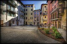48/2014 - In my city (Pinerolo) ..... a new square | Piemonte