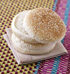 Pains pour hamburgers - Recettes de cuisine Ôdélices